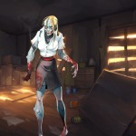 Female Zombie Snapshot